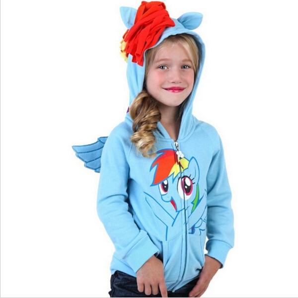 CNJiiaYun Girls Coat Мультфильм Rabbit Күзгі Плеш - Балалар киімі - фото 6