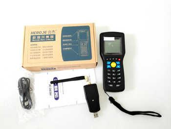 Heroje T5 エリートビジョンワイヤレス 433MHz 1D バーコードスキャナデータコレクタの在庫管理 EAN13 1D と検索エンジン