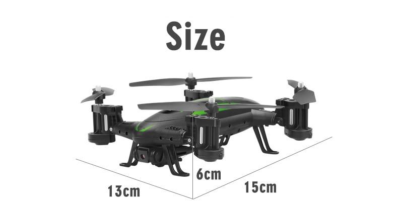 FY602 Flying Car  Quadcopter dimension