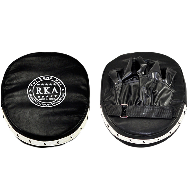 martial arts sanda Boxing Training Target Mitt Focus Pad Sandbags MMA kick boxing Karate Muay punching bag lightweight boxing