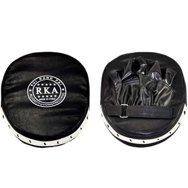 Vechtsporten sanda Boxing Training Doel Mitt Focus Pad Zandzakken MMA kick boksen Karate Muay bokszak lichtgewicht boksen