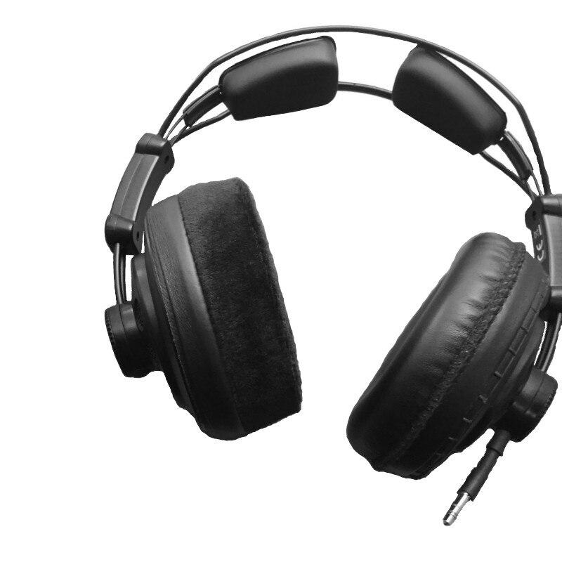 Replacement Ear Pad Ear Cushion Ear Cups Ear Cover Earpads for SUPERLUX HD668B HD669 HD 668B 669 hd668 Pro Studio Headphones jbl e50bt e50 bt synchros headphones replacement ear pad ear cushion ear cups ear cover earpads