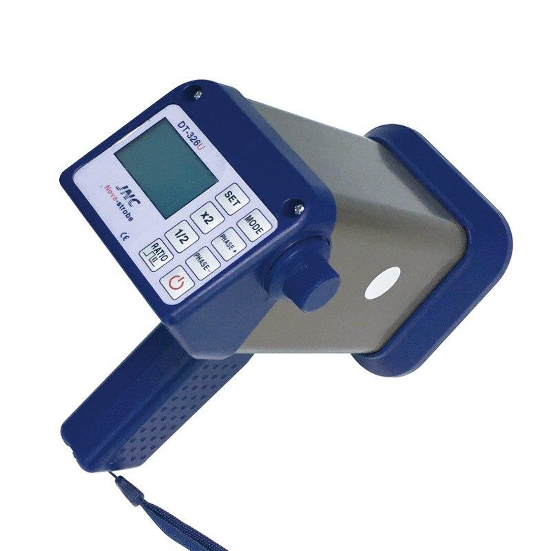 JNC 5 W contas de luz Portátil LEVOU Estroboscópio DT-326U strobe light lâmpada Para as indústrias de máquinas