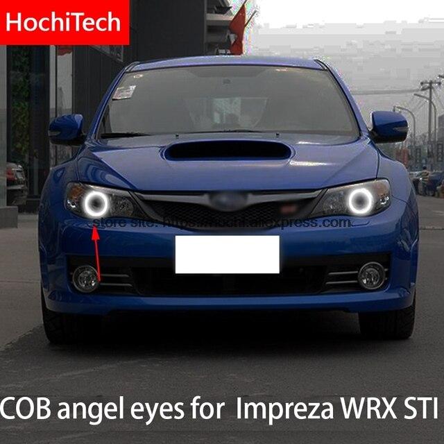 Pour Subaru Impreza WRX STI 2007 2008 2009 2010 2011 COB Led Lumière du jour  Blanc 531ef90691d5