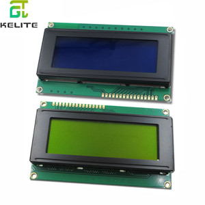 5 шт., ЖК-плата 2004 20*4 LCD 20X4 5 В синий/зеленый экран LCD 2004 ЖК-модуль 2004