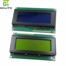 5 ADET LCD Kurulu 2004 20*4 LCD 20X4 5V Mavi/Yeşil ekran LCD2004 ekran LCD modülü LCD 2004