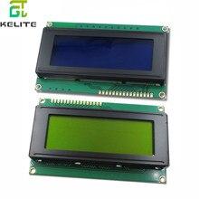 5PCS LCD מועצת 2004 20*4 LCD 20X4 5V כחול/ירוק מסך LCD2004 תצוגה LCD מודול LCD 2004