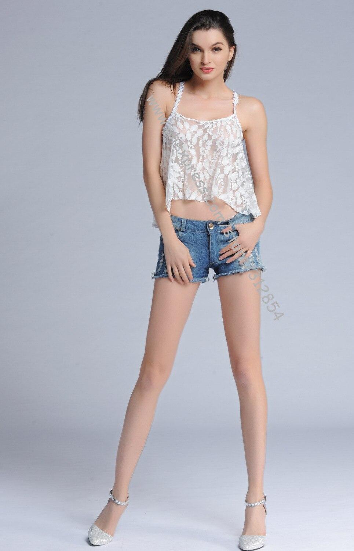 Горячая Распродажа, кружевные летние блузы с объемными цветами, женские укороченные топы, Модные прозрачные сексуальные повседневные майки