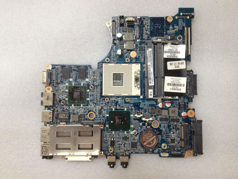 FOR HP 4321S 599518-001 Laptop motherboard for HP DASX6AMB8E0 Good Condition Free Shipping for hp laptop motherboard 6570b 686976 001 motherboard 100% tested 60 days warranty