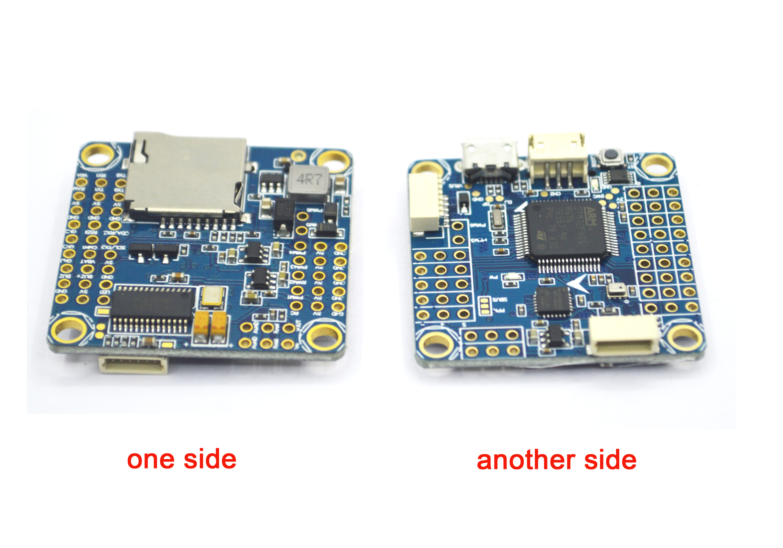 Betaflight Omnibus F4 V3 Flight Controller Board Built in Barometer OSD TF Slot For FPV Quadcopter