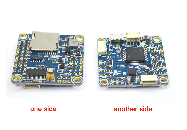 Carte de contrôleur de vol Betaflight Omnibus F4 V3 emplacement de baromètre intégré OSD TF pour quadrirotor FPV