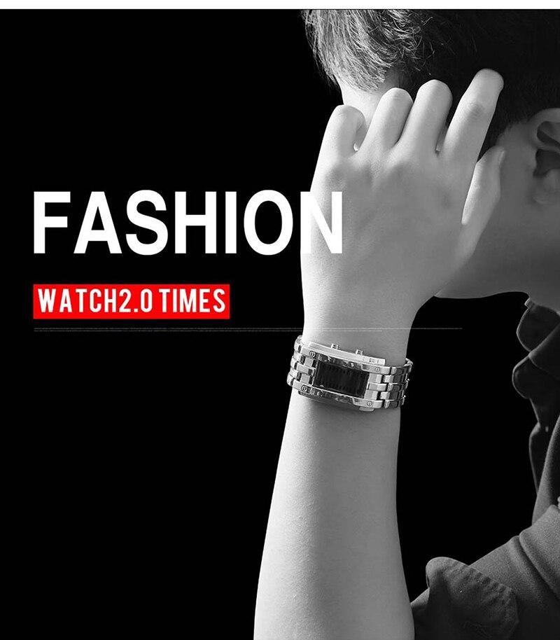 SKMEI Watch Men 2019 Top Creative Men\`s Waterproof Digital Watches Display Lover\`s Male watches relogio masculino (15)