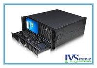 High Performance 4U LCD Workstation C