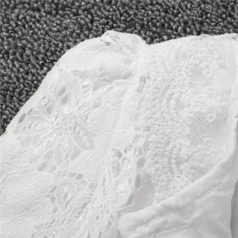 Para Vestido de Noiva Bolero Partido Roupa Branca