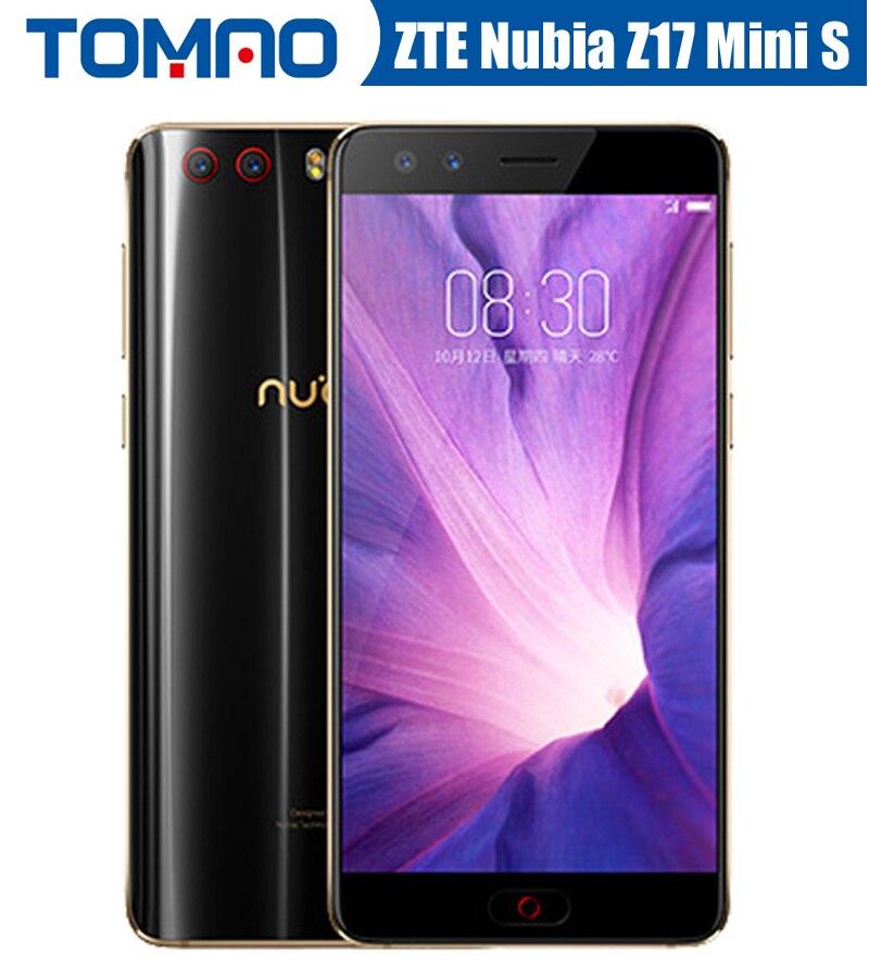 Z17 MINIS Original Nubia Z17 Mini S 5 2 SmartPhone Octa core MSM8976 Pro Android 7
