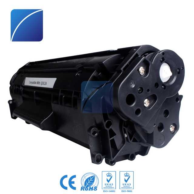 Q2612A 12A Toner Cartridges Compatible For HP 1010 1012 1015 1018 1020 1022 1022n 1022nw 3015 3020 3030 3050 3052 Laser Printer 5