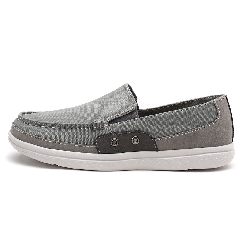 d14c7e7c62f6 MVP BOY Brand 2018 Classic Summer Slip On Men Canvas Shoes Fashion Solid  Breathable Big Size Casual Men Shoes-in Men s Casual Shoes from Shoes on ...