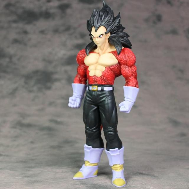 Dragon Ball Super Saiyan 4 Vegeta Figura de Acción