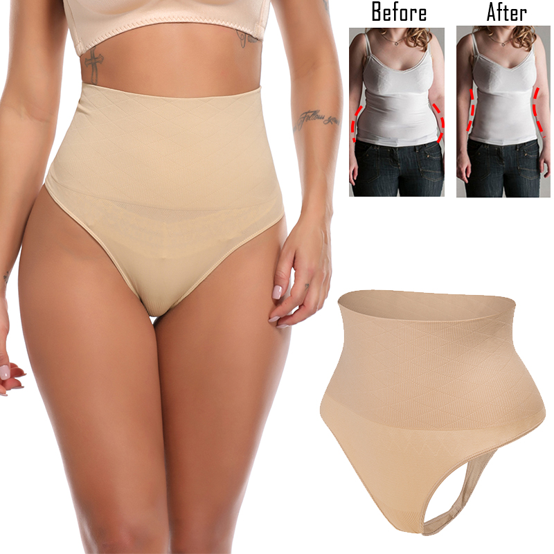 e59555764f9 Miss Moly Body Shaper Waist Trainer Modeling Belt Slimming Underwear Tummy  Control Shapers Thong Style Cincher