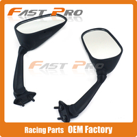 Motorcycle Side Rearview Rear view Mirror Carbon Fiber Color For YAMAHA YZF R6 YZF R6 2008 2009 2010 2011 2012 2013 2014 15 16