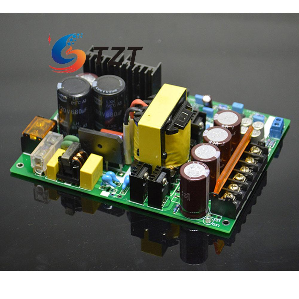 Digital Power Supply Double Voltage Board 600W 58V for Audio Power Amplifier