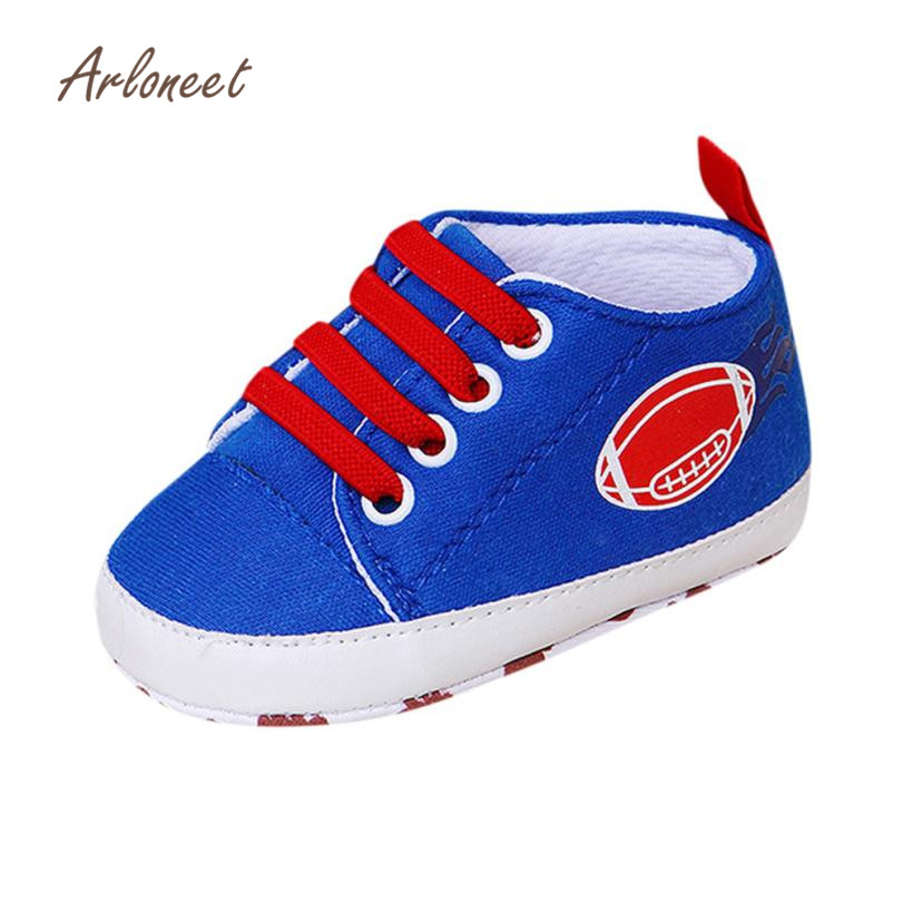Crib-Shoes Easy-To-Take-Off Sneakers Soft-Sole Anti-Slip Newborn Baby-Girls for Daily-Use