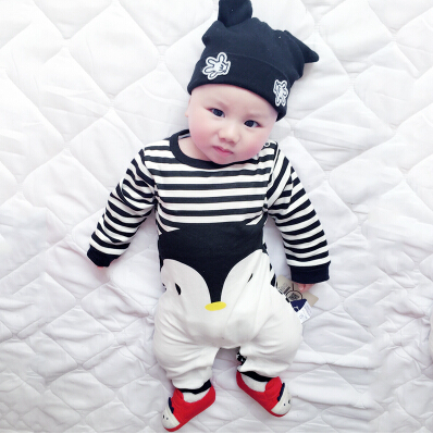Kids Jumpsuit Product Spring Autumn Baby Clothing Cartoon Baby Girl