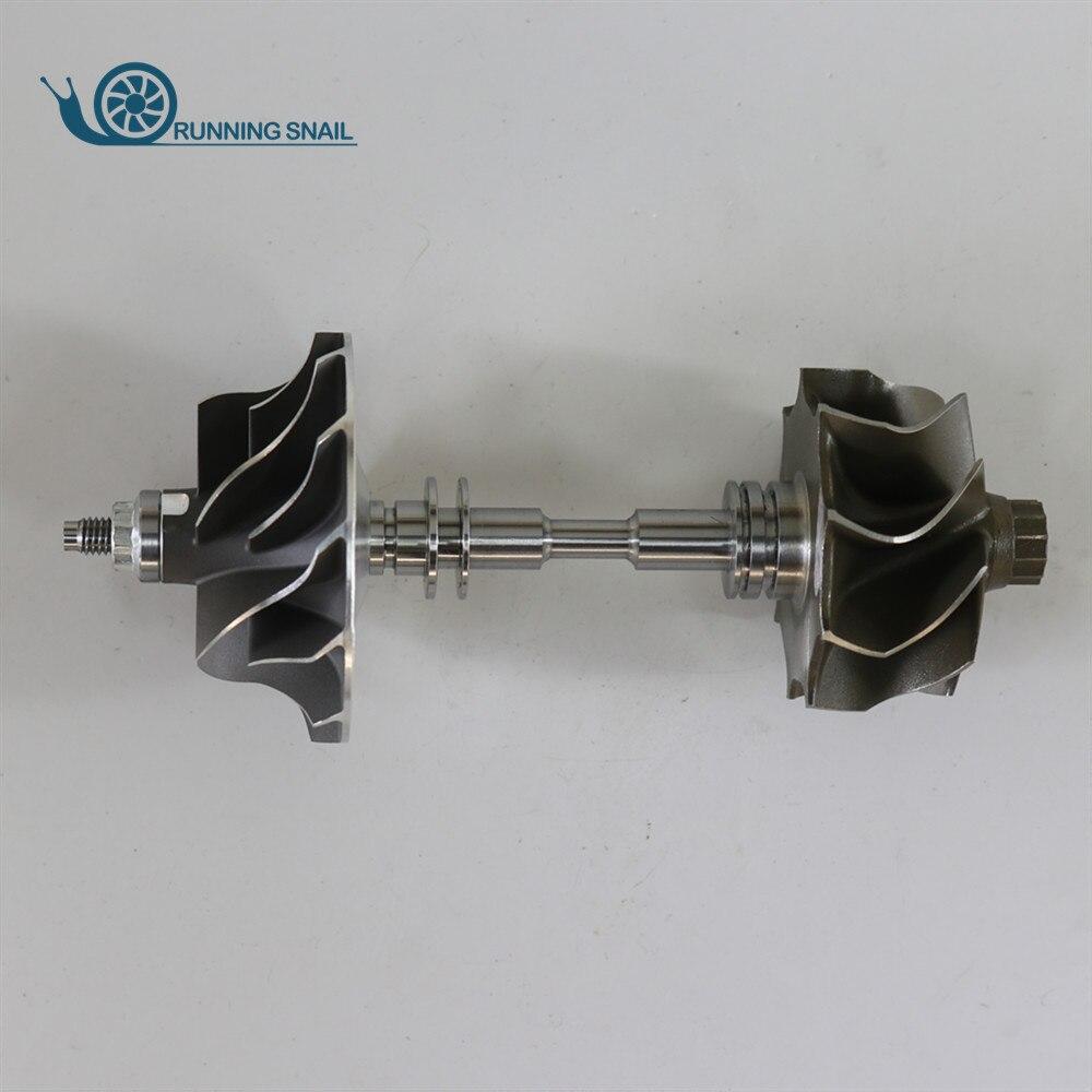 Turbocharger Rotor GT1852v 709836 726698-5003sMercedes Sprinter I 211 311 411 213 313 413 CDI OM611 AR0122 A6110960899