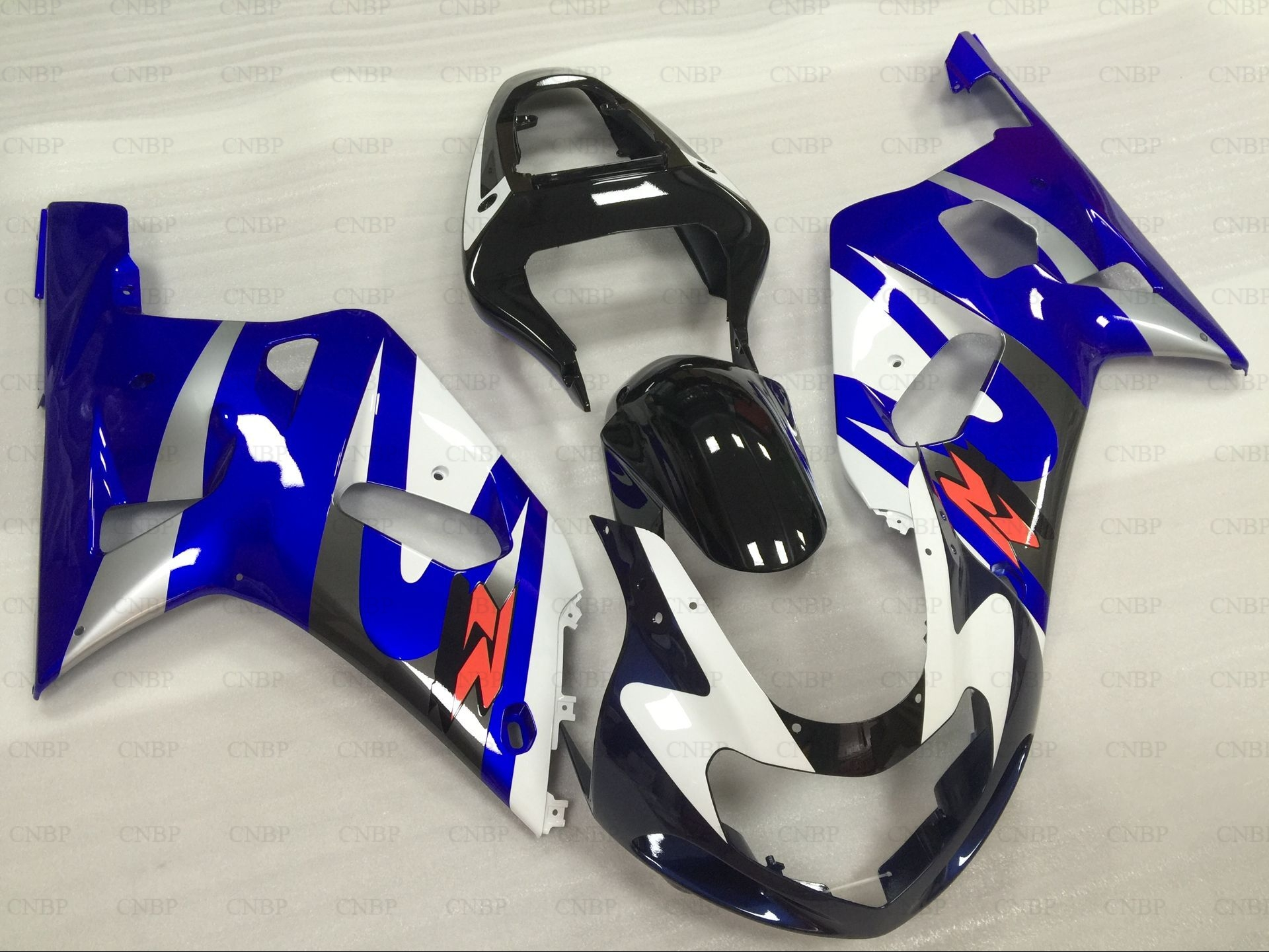 Body Kits GSXR 600 750 1000 2002 Body Kits GSX-R 1000 2001 2000 - 2003 K1 K2 Blue White Black Full Body Kits GSXR600 2000 пиджак boss orange boss orange bo456emjto53 page 3