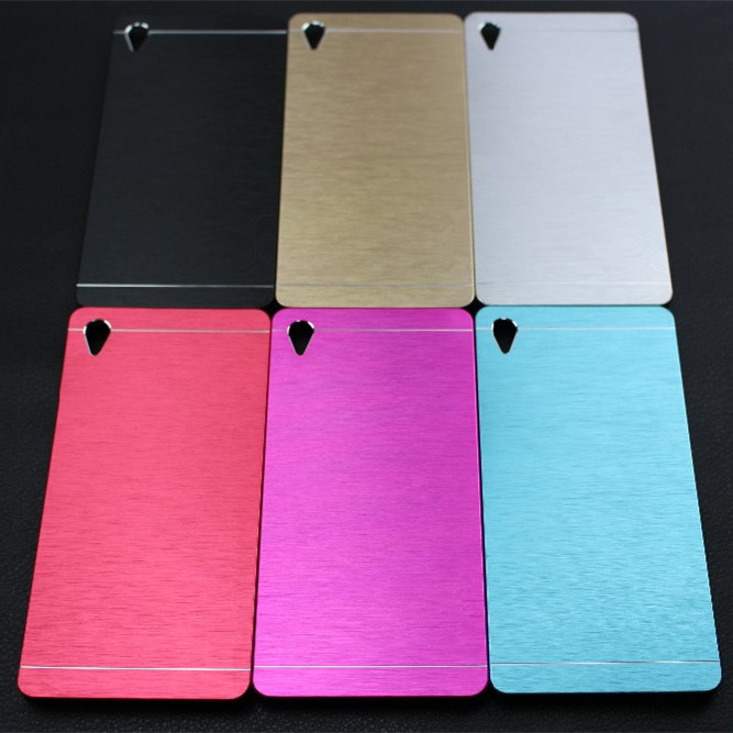 <font><b>Mobile</b></font> <font><b>Phone</b></font> Cases Aluminum Brush Hard Metal Case for Sony <font><b>Xperia</b></font> <font><b>Z3</b></font> L55 Case <font><b>Cover</b></font> Protective <font><b>Mobile</b></font> <font><b>Phone</b></font> Cases