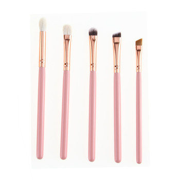 New 2019 Women's Fashion 5PCS  Beauty Professional Makeup Brushes Defined Tools Foundation Powder Brush Maquiagem Drop Shipping Eye Shadow Applicator