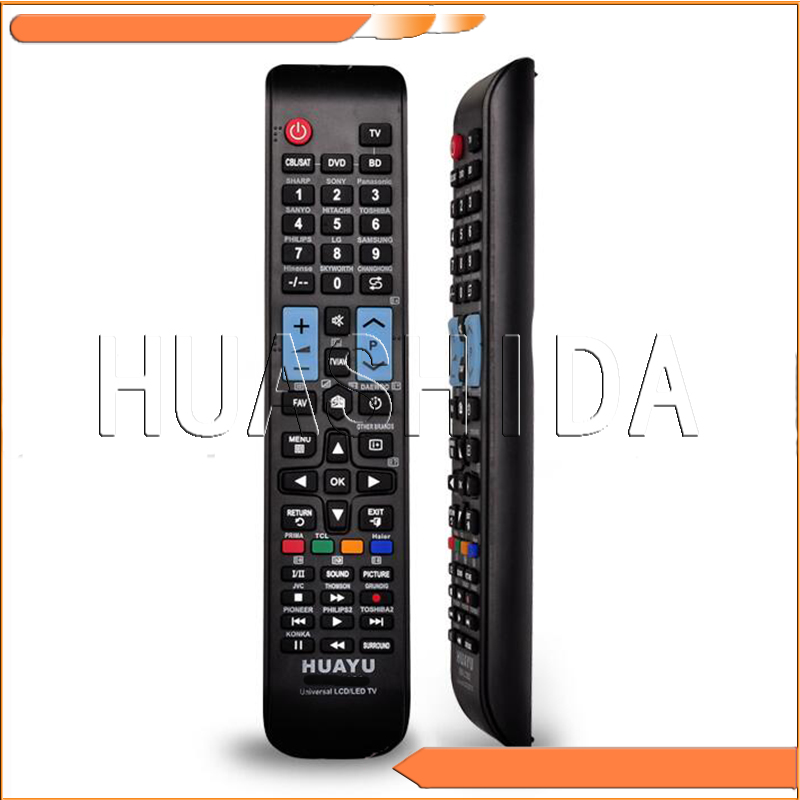SMART TV Remote Control For Hisense LG Samsung Changhong TCL