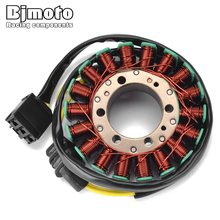BJMOTO 31120-MAT-E01 Motorcycle Magneto Ignition Stator Coil For Honda CBR1100XX Blackbird 1999-2006 Motorbikes Generator