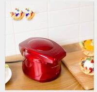 Waffel Pie Maschine Elektrische Kuchen kinder Lebensmittel DIY Gegrillte  branded  fried doppelseitige Heizung Kuchen|Küchenmaschinen|   -