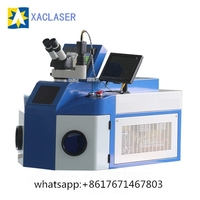 2018 new type machine 200w desktopdesign fiber laser welding machine for jewelry welding with good price