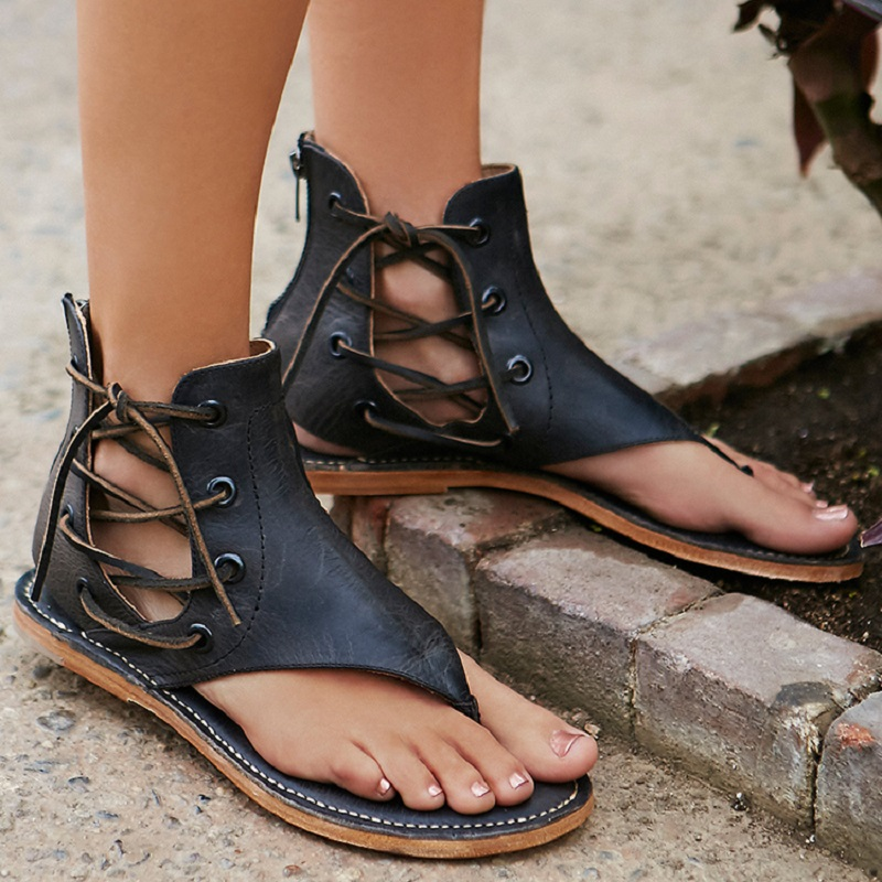 De Mujer Zapatos 2019 Sandalias Vintage Verano ON8kXwP0n