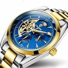 Watch men's tourbillon star waterproof automatic watch