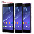 Hot Sale Original Smartphone Sony Xperia Z2 Quad core 5.2'' Waterproof 20.7MP Camera 3GB RAM 16GB ROM Android 4.4 WIFI GPS