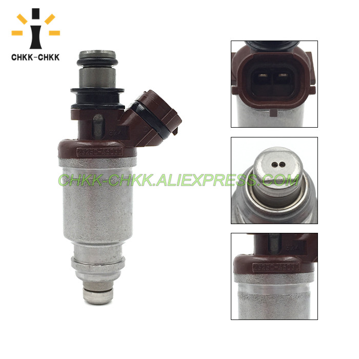 CHKK CHKK Car Accessory 23250 46031 23209 46031 fuel injector for TOYOTA Supra 1995 1996 Lexus GS300 1995 1997 3 0L 2JZ GE in Fuel Injector from Automobiles Motorcycles