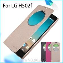 Оригинальный Nillkin для LG Magna H502F H500F телефон случаях смартфон Чехол для LG Magna H502F H500F открытое окно крышка