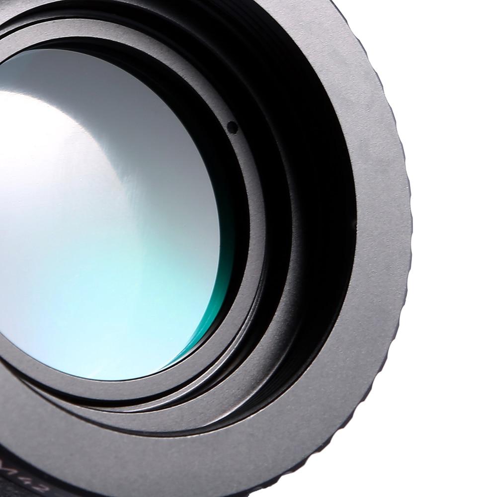 K & F CONCEPT M42 Nikon D5100 D700 D300 D800 DSLR үшін Nikon - Камера және фотосурет - фото 3