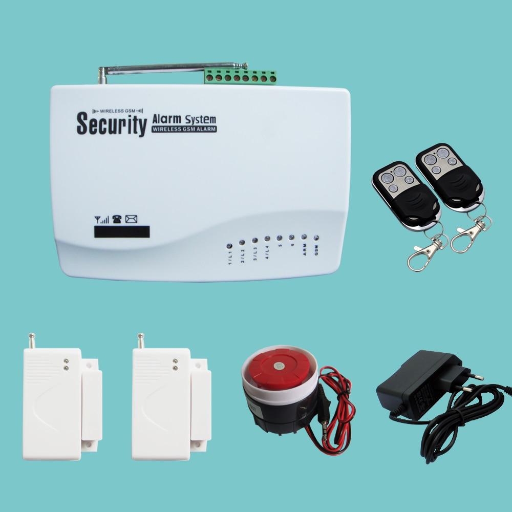 bilder für Startseite Voice Security tri-band Antenne Drahtlose GSM Hause Alarm Gerät