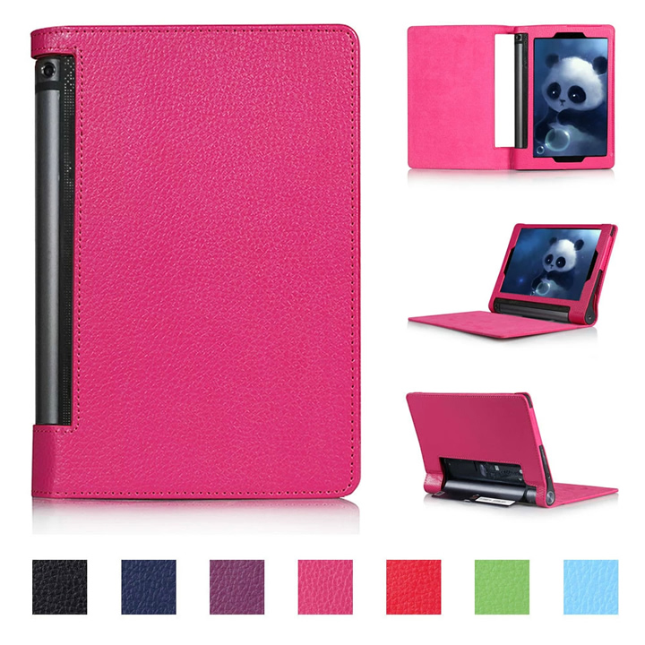 For Lenovo YOGA Tab 3 Pro 10.1 Case PU Leather Stand Cover For Lenovo YOGA Tab 3 Plus 10 YT-X703L X703F Cover X90l X90F Cases