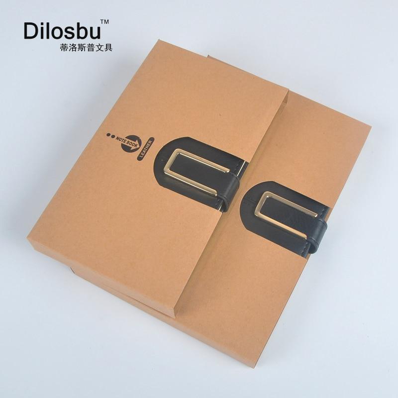 Dilosbu Δερμάτινο σημειωματάριο - Σημειωματάρια - Φωτογραφία 6