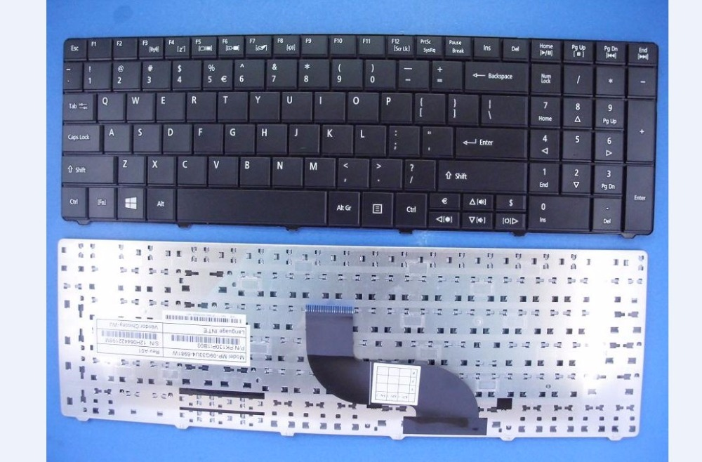 French Keyboard Keyboard for Acer for Travelmate 5740 5742 TM8571 E1-571 E1-531 E1-531G E1-571G 5552G E1-521 FR laptop keyboard