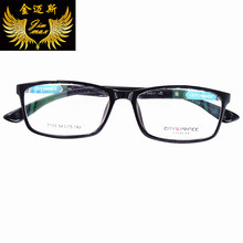 2017 New Vintage TR90 Men Eye Glasses Quality Fashion Style Square Sports Retro Optical Frame Eyewear For Men Oculos