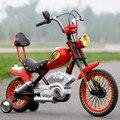 Los niños de la motocicleta de la bicicleta 3-5-6-16 pulgadas a la edad de siete niños bebé bicicleta niños de bicicletas