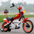 Motorcycle children bicycle 3-5-6-16 inches at the age of seven children bicycle baby children's bikes
