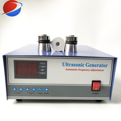 28khz Ultrasonic Wave Cleaner Tank , Ultrasonic Cleaning Device Driver 2000 Watt