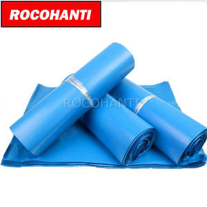 6337978831 ROCOHANTI 100PCS Plastic Bags Color Custom LOGO Printed